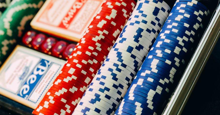 Vào Texas Hold'em