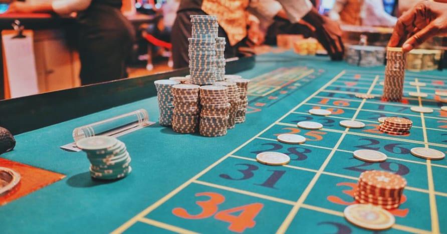 Top 5 trò chơi sòng bạc trực tiếp thanh toán tốt nhất năm 2021