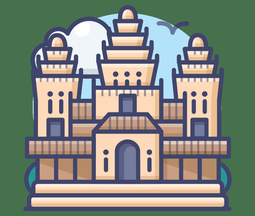 23  Casino Trực Tiếp tốt nhất bằng Campuchia 2021