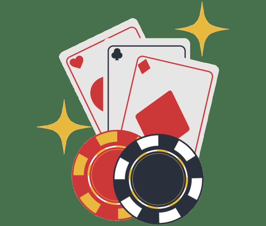 Chơi Blackjack Trực tiếp Trực tuyến - Sòng bạc hàng đầu năm 2021