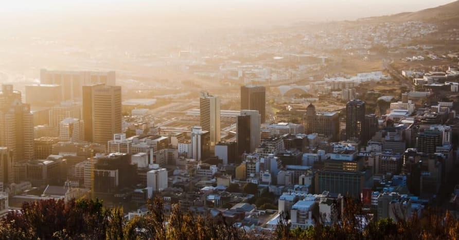 Trò chơi đánh bạc trực tiếp hay nhất dành cho người chơi bạc trực tuyến ở Nam Phi