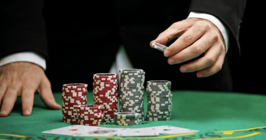 So sánh tỷ lệ cược cho các trò chơi Casino Trực tiếp hàng đầu hiện nay