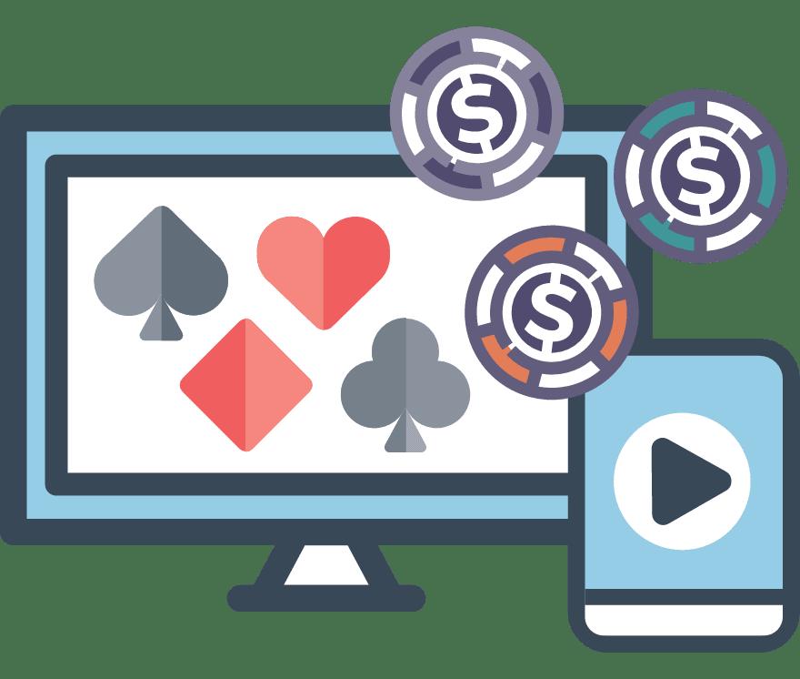Sòng bạc poker video trực tiếp - Được xếp hạng cao nhất năm 2021
