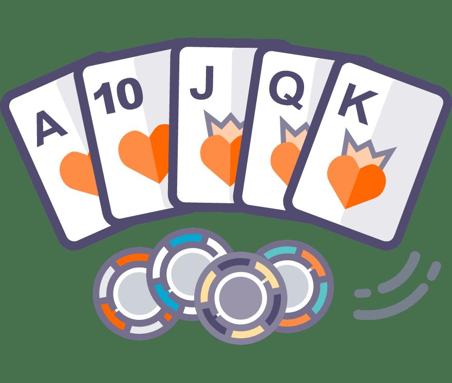 Chơi Texas Hold'em Trực tiếp trực tuyến