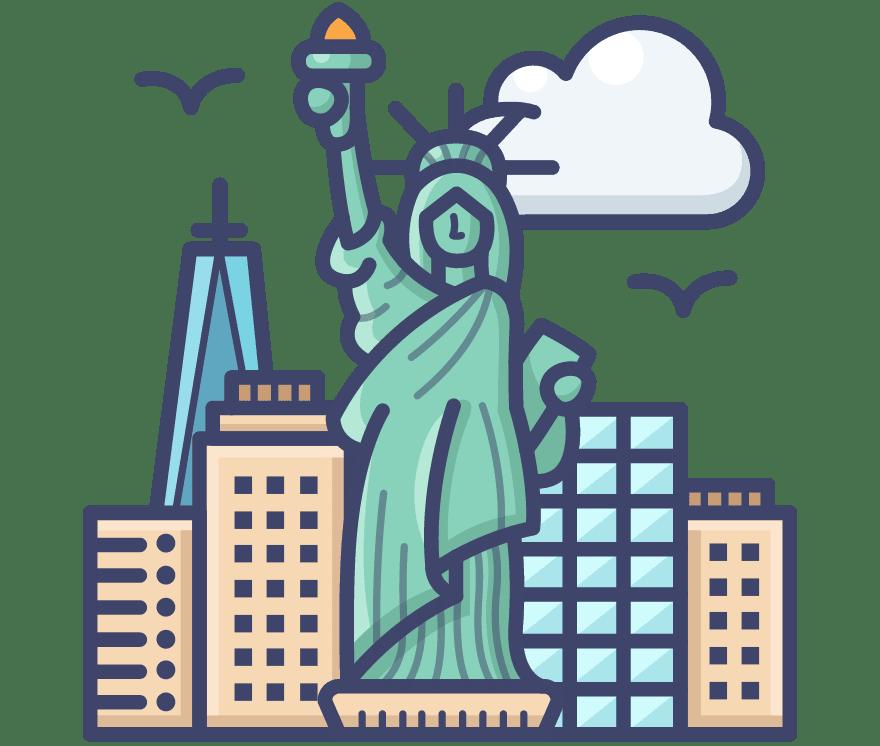 16  Casino trực tiếp tốt nhất bằng Hoa Kỳ 2021
