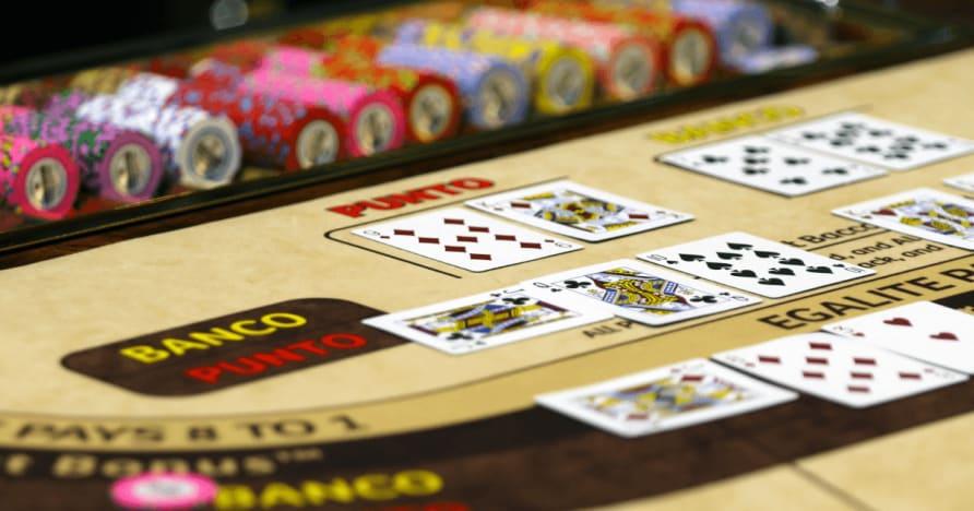 Chiến lược Baccarat tốt nhất để chơi Trợ giúp