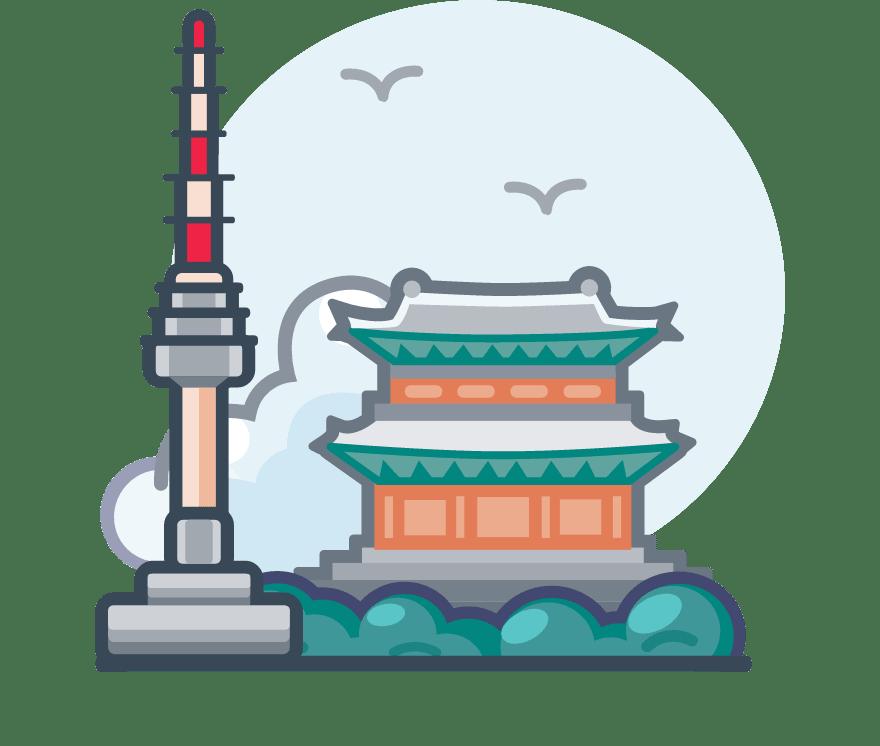 30  Casino Trực Tiếp tốt nhất bằng Hàn Quốc 2021